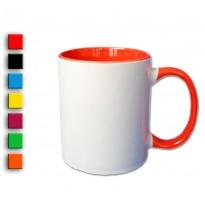 Чашка кольорова з фото