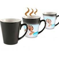 Конусная магическая чашка с фото
